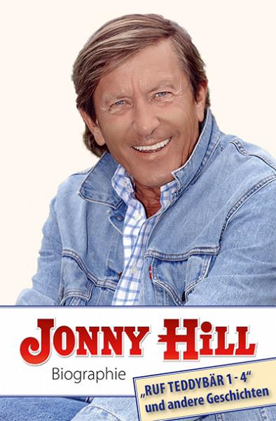 Jonny Hill Biographie