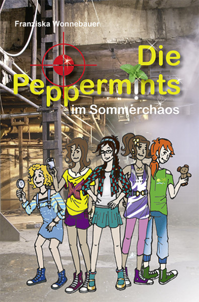 Die Peppermints im Sommerchaos/Band IV