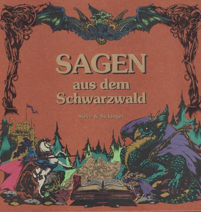 Sagen aus dem Schwarzwald/Band 2