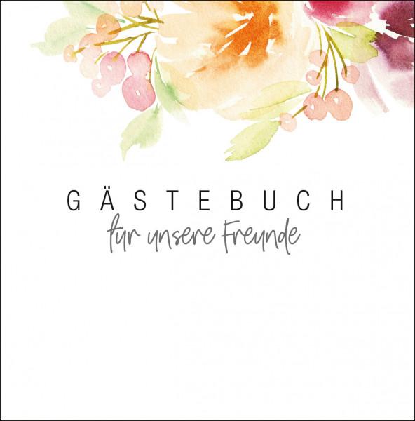 Gästebuch für unsere Freunde